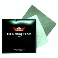 活性炭吸油面紙 Oil Blotting Paper