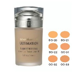 完美活源精華粉底液 SPF15 PA++ BEAUTE de KOSE ULTIMATION LIQUID MAKEUP