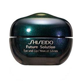 SHISEIDO 資生堂-專櫃 時空琉璃系列-時空琉璃抗痕眼唇霜