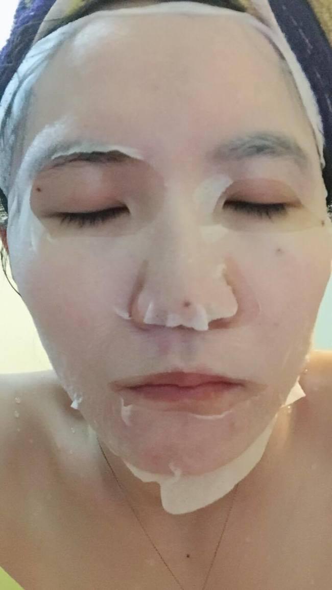海宝宝 - [DR.WU 达尔肤医美保养系列] 冰峰珍珠花修护面膜