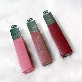 總歸一句「一言難盡」 - Dior 癮誘超模染唇露