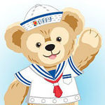 150x150 duffy the disney bear animated